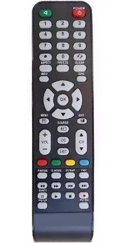 Controle Remoto Cce Rc 512 , 516, 517, 517 Etc D40 D42