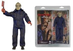 Neca Jason Voorhees Friday 13 Retro Cloth