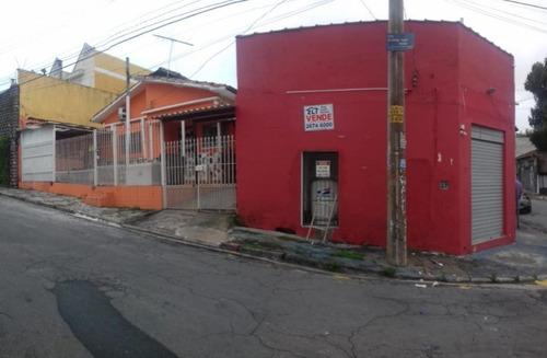 Casa Residencial À Venda, Água Rasa, São Paulo. - Ca2448