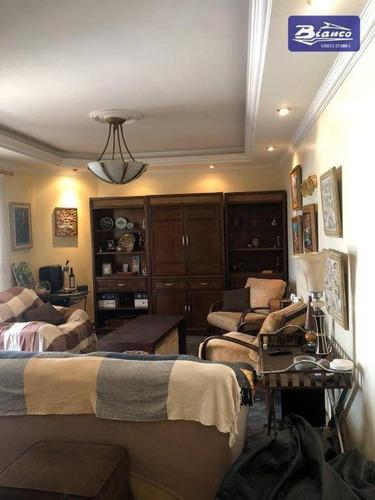 Cobertura Com 3 Dormitórios À Venda, 145 M² Por R$ 1.100.000,00 - Vila Progresso - Guarulhos/sp - Co0076