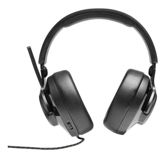 Headset / Fone De Ouvido Jbl Quantum 200 Gamer - Preto