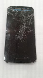 Celular Moto G4 Xt1626 Preto (p/ Retirada De Peças)