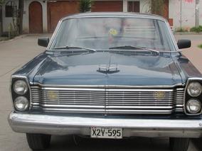 Ford Custom 500, 1964, 4 Puertas