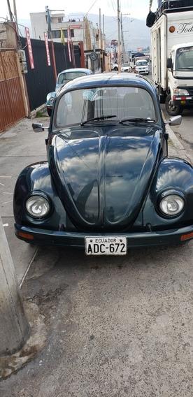 Volkswagen Escarabajo Mexico