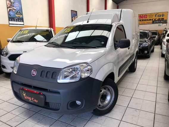 Fiorino 1.4 Hard Working 2018 Completa Kingcar Multimarcas