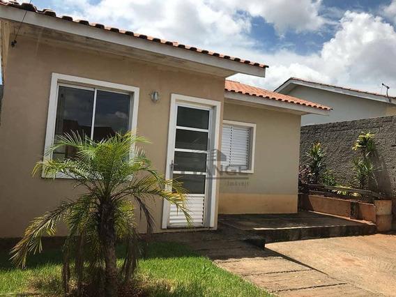 Casa Com 3 Dormitórios À Venda, 65 M² Por R$ 310.000 - Residencial Pazetti - Paulínia/sp - Ca12894