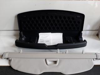 Tampão Bagagito Cortina Completo Com Caixa Trailblazer Gm