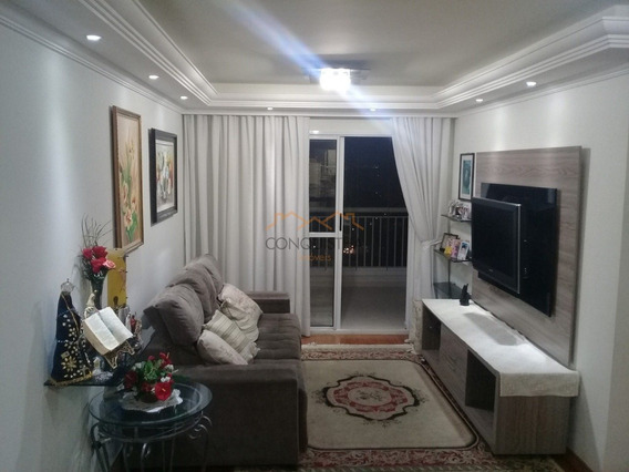 Apartamento - Vila Valparaiso - Ref: 2327 - V-4511