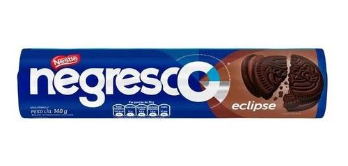 Biscoito Negresco Recheado Eclipse 140g