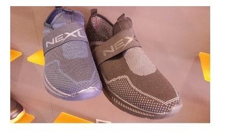 Zapatos Nexus 100% Originales. Negro, Azul Y Gris