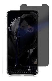 Vidrio Templado Antiespia iPhone 6 7 8 Plus X Xs Xr Xs Max