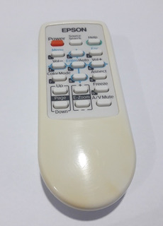 Controle Remoto Projetor Epson 1456663900 Original.