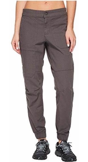 Pantalón The North Face Utility Jogger Olivo Dama Xs Y Xl