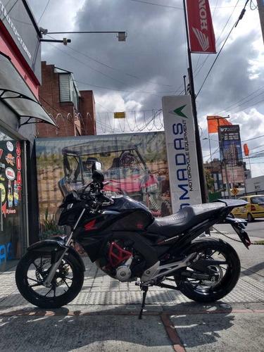 Honda Twister 250 Negra