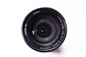 Lente Canon 18-200 Super Conservada
