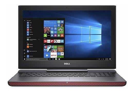 Dell Inspiron 15 7567 Gaming I5 7th Gen 1050ti