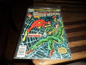 Mulher Aranha Capa Classica Marvel Anos 70 Ebal Bloch Rge