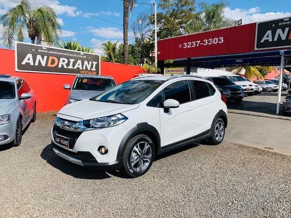 Honda Wrv Exl 1.5 Branco 2019