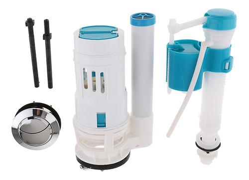 Kits De Reparo Do Tanque Do Vaso Sanitário Da Válvula Uma