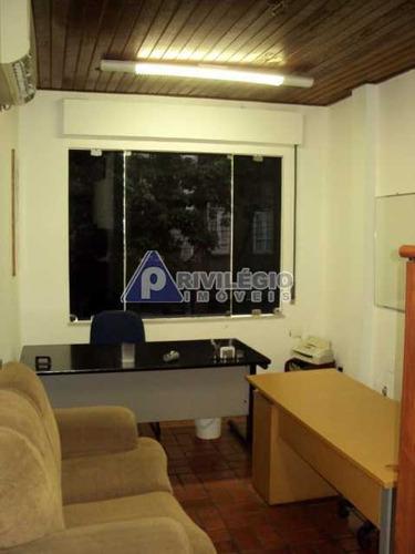 Casa De Rua À Venda, 3 Quartos, Laranjeiras - Rio De Janeiro/rj - 11237