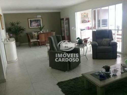 Imagem 1 de 8 de Apartamento Com 4 Dormitórios À Venda, 168 M² Por R$ 2.200.000 - Água Branca - São Paulo/sp - Ap0369