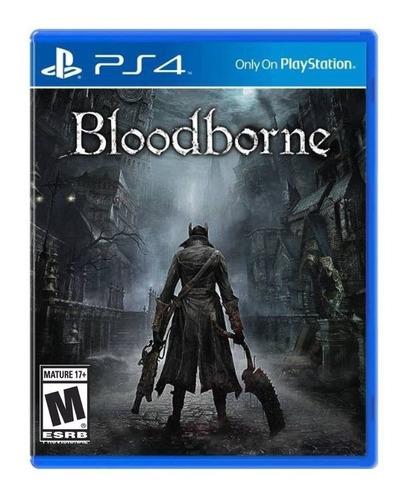 Imagen 1 de 4 de Bloodborne  Standard Edition Sony PS4 Físico