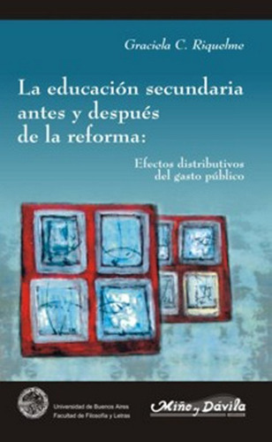 Imagen 1 de 2 de La Educación Secundaria Antes Y Después De La Reforma
