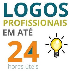 Criação De Logotipo Profissional Otimo Custo Beneficio