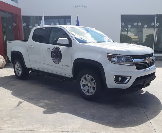 Chevrolet Colorado 3.6 Paq. C 4x4 At 2016 Blanco