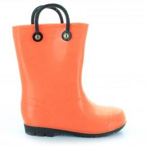 Bota Para Mujer Top Moda 1685-035692 Color Naranja