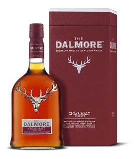 Whisky Dalmore Cigar Single Malt Con Estuche Escoces