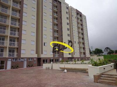 Apartamento Com 2 Dormitórios Para Alugar, 56 M² Por R$ 1.400/mês - Jardim Europa - Vargem Grande Paulista/sp - Ap1738