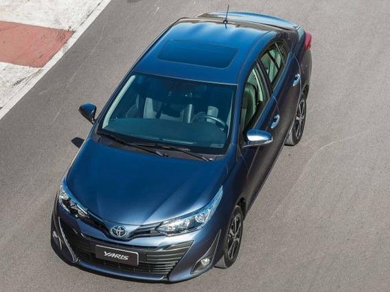 Toyota Yaris Sedan Xls 1.5 Flex 16v 4p Aut, Eya5435