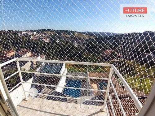 Imagem 1 de 16 de Casa Jardim Paulista Com 3 Dormitórios À Venda, 140 M² Por R$ 590.000 - Atibaia/sp - Ca0071
