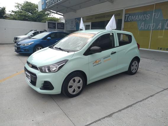 Chevrolet Spark Ng Paq B Lt Manual 2017