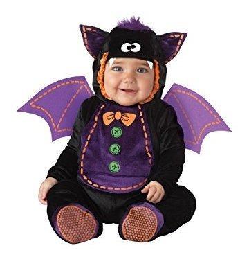 Disfraz De Murciélago Bebé Incharacter