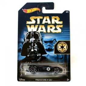Star Wars Prototype H-24 Darth Vader Hot Wheels Vilao