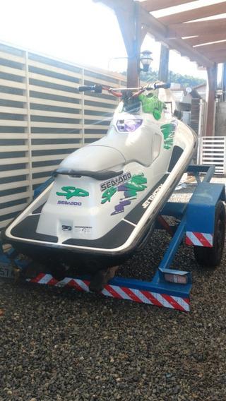 Jet Ski 580