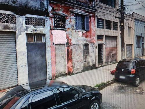 Imagem 1 de 2 de Casa Com 2 Dormitórios À Venda, Terreno Com 200 M² Por R$ 350.000 - Vila Nova - Santos/sp - Ca1425