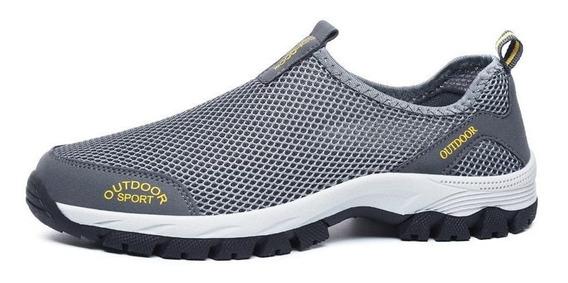 Zunyu 2019 Novos Homens Verão Confortável Sapatos Casuais Sl