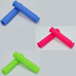 Par De Puños De Silicona - Confort - 125mm - Colores Fluor
