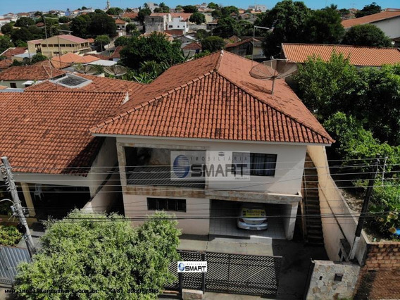 Casa Para Venda Em Pirapozinho, Vila Soler, 5 Dormitórios, 1 Suíte, 3 Banheiros, 2 Vagas - 4168_1-1383847