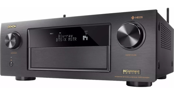 Receiver Denon Avr-x4400h 9.2ch Wifi Bt Air Play 4k 200w Nf