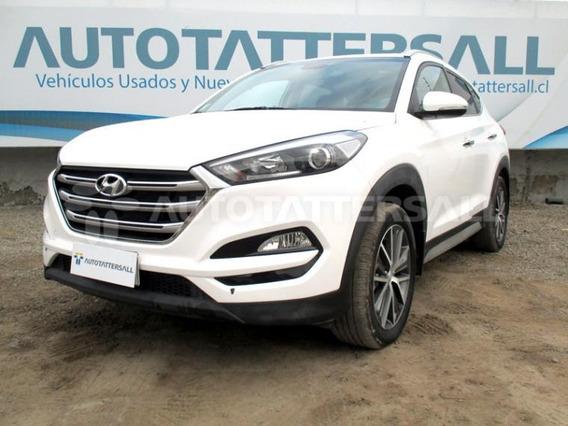 Hyundai Tucson Gls 2017