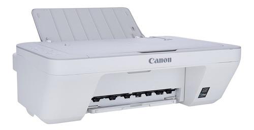 Impresora Multifuncion Canon Con Cartuchos Negra O Blanca