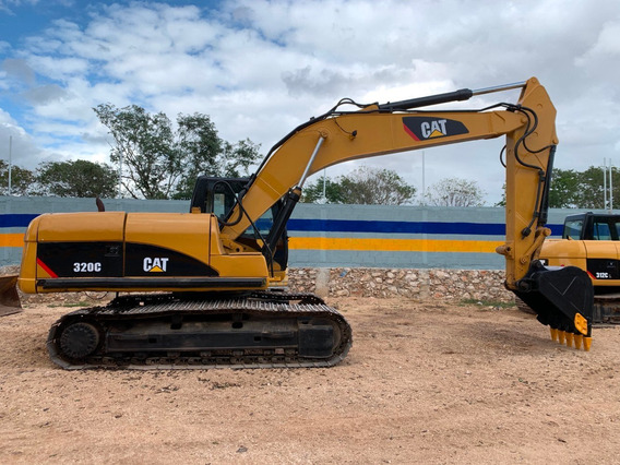 Excavadora Cat 320cl 2004, 12,000hrs, Kit Hid Para Martillo