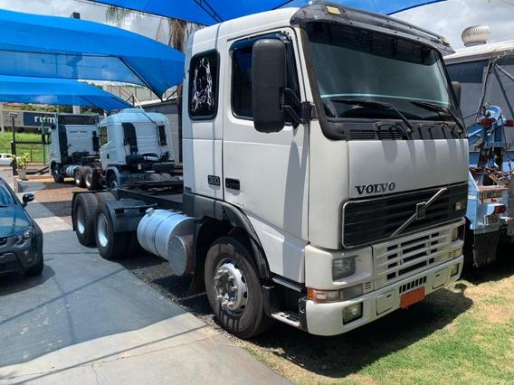 Volvo Fh12 380 6x2 Com Bomba Hidraulica Para Caçamba