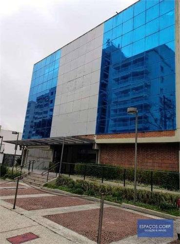 Prédio À Venda Ou Locação, 2071m² - Santo Amaro - São Paulo/sp - Pr0118