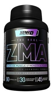Zma Zinc Magnesio Y Vitamina B6 X 90capsulas. Star Nutrition