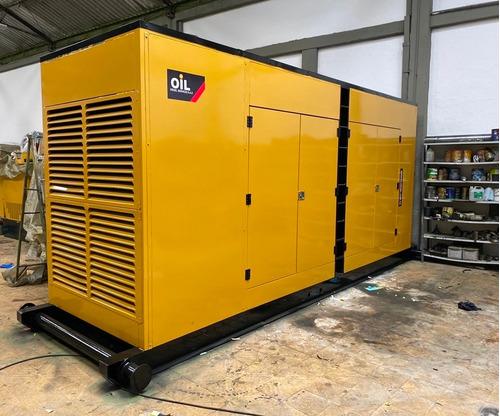 Caterpillar 3406 Generador 350 Kva Planta Eléctrica